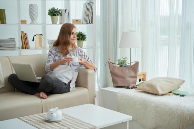 Sfaturi pentru munca eficientă de acasă